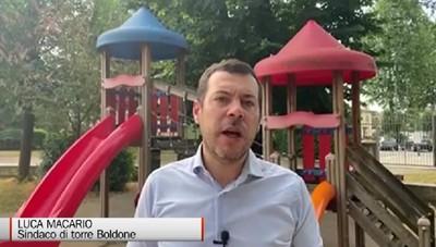 Torre Boldone: pronto il parco inclusivo aperto anche ai bimbi speciali