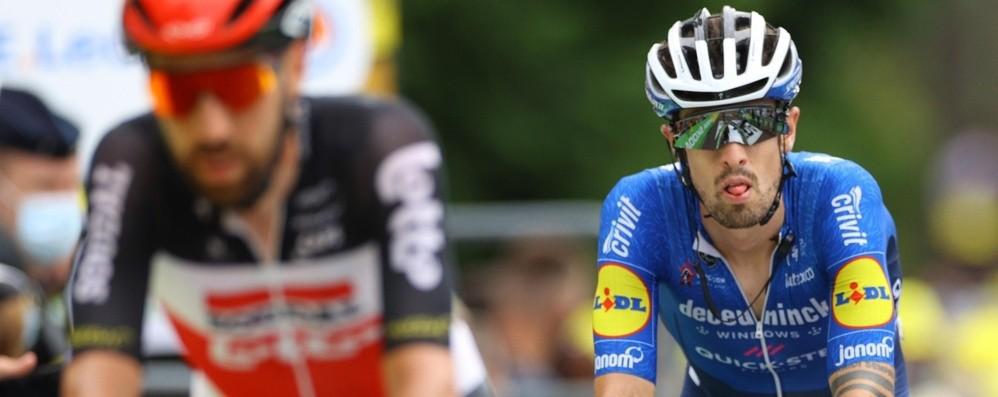Tour de France, impresa di O'Connor, stupendo secondo l'alzanese Mattia Cattaneo