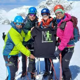 Trapiantati sul Rosa, nell'impresa anche sette alpinisti bergamaschi