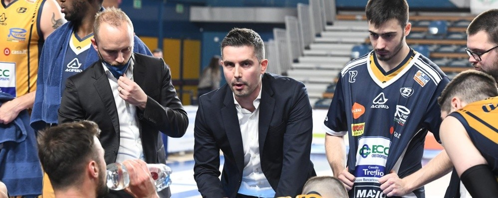 Treviglio, confermabile coach Zambelli una volta archiviato il flop con Ferrara