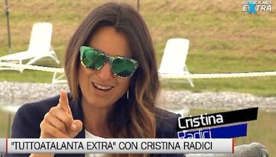 TuttoAtalanta Extra, intervista a Cristina Radici