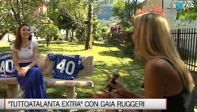 TuttoAtalanta Extra, intervista a Gaia Ruggeri