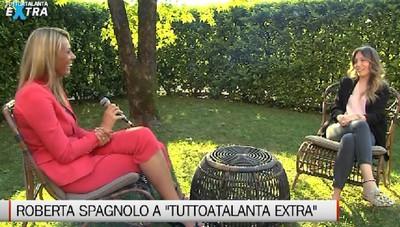 TuttoAtalanta Extra, intervista a Roberta Spagnolo