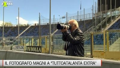 TuttoAtalanta Extra, la storia del fotografo Paolo Magni