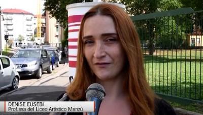 Un murales per la ripartenza che riscopre il messaggio di Anna Frank