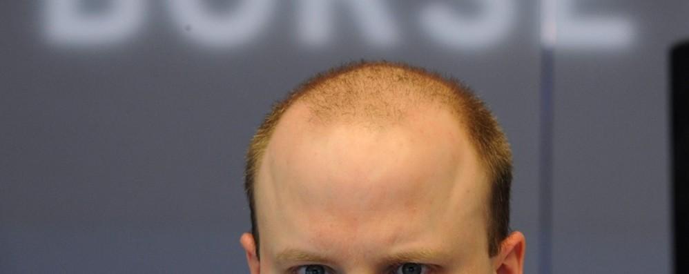 Un pieno di piastrine contro i capelli che cadono