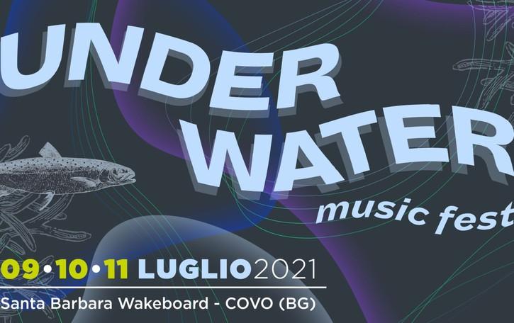 Under Water Music Fest, la musica a Bergamo ha una nuova voce