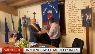 Valgoglio, cittadinanza onoraria al prof Nembrini