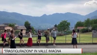 Valle Imagna, va in scena «Trasfigurazioni»: l'arte che valorizza il territorio
