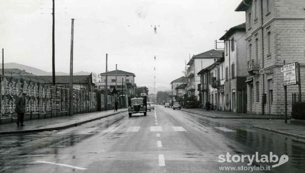Via Corridoni, un incrocio tra passato e futuro
