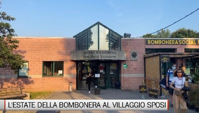 Villaggio degli Sposi, l'estate della Bombonera