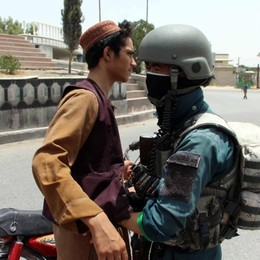 Afghanistanin guerra nasce il muro di Erdogan