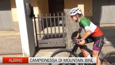 Albino, da Dossello al titolo tricolore di mountain bike junior