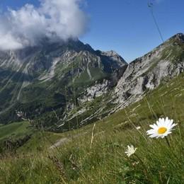 Aria di montagna