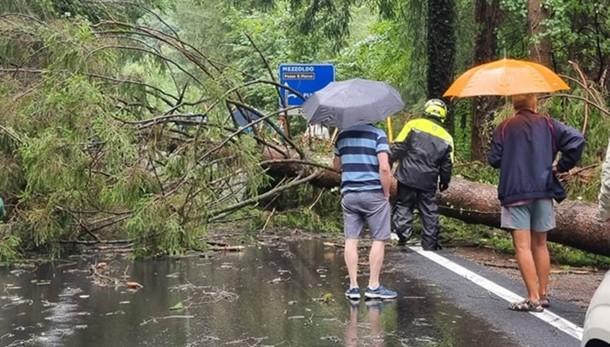 Danni del maltempo, la Regione chiederà l'emergenza anche per la Bergamasca