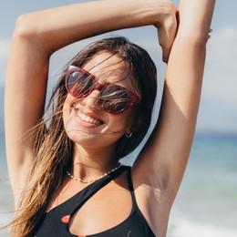 Esposta al sole, ma sana Ecco come salvare la pelle