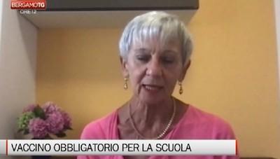 Graziani: vaccini obbligatori per la scuola, sono d'accordo