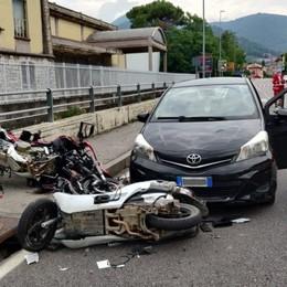 Lacrime per Daniele, morto a 25 anni nel tragico schianto in moto a Ranica