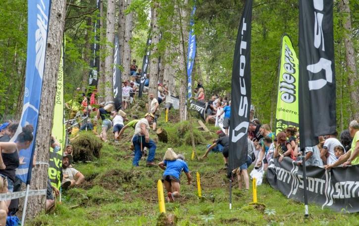Oltre 200 concorrenti alla Magut Race, vincono Bertocchi (record) e Boroni