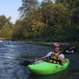 """Tragedia in kayak, addio a  Lucio Mazza: «Un maestro, quella  era la """"sua"""" discesa»"""