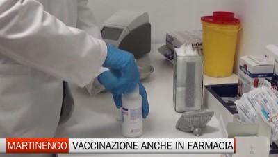 Vaccinazione anche in Farmacia. Dopo Bergamo arriva anche nella Bassa