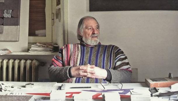 Addio a Pievani, sobrietà e rigore di un artista libero