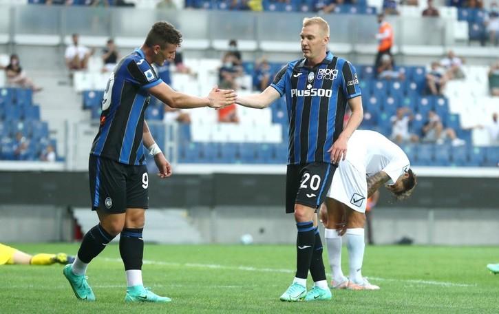 Atalanta, 2-1 al Pordenone in amichevole: in gol Piccoli, Tsadjout su rigore e Kovalenko