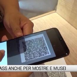 Bergamo, green pass anche per accedere ai musei