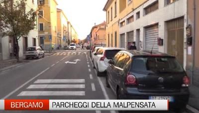 Bergamo: nuova rivoluzione nei parcheggi alla Malpensata