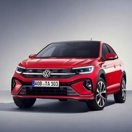 Debutta Volkswagen Taigo Suv dalle linee coupé