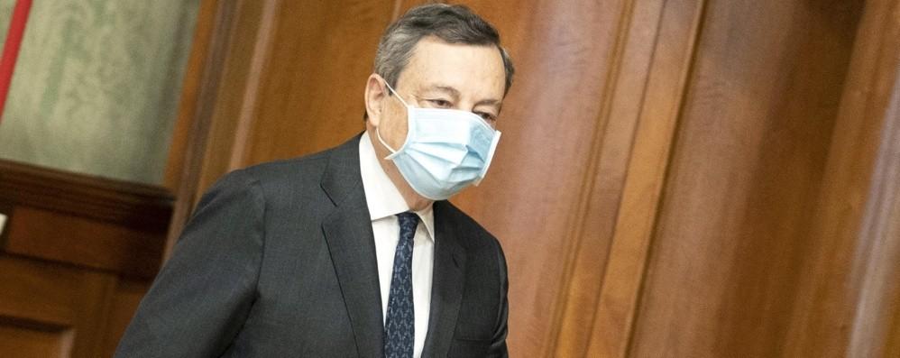Draghi e la realtà virtuale dei partiti