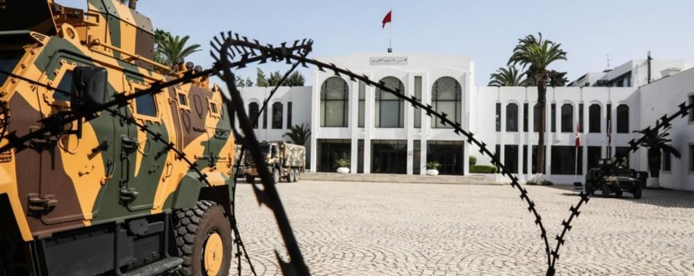 La brutta notizia  della Tunisia