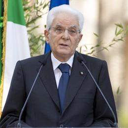 Politici e non, Mattarella mette tutti in riga