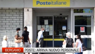 Poste Italiane assumono 50 nuovi dipendenti nella bergamasca