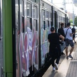 Treni, taglio estivo delle corse: «In anticipo senza preavviso»