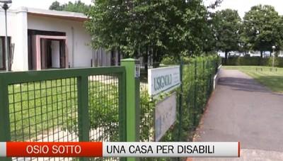 Osio Sotto: quasi pronto un appartamento per disabili autosufficienti