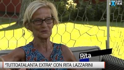 TuttoAtalanta Extra, intervista a Rita Lazzarini