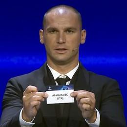 Champions, il commento di Percassi: «Mi gira la testa per i sorteggi»