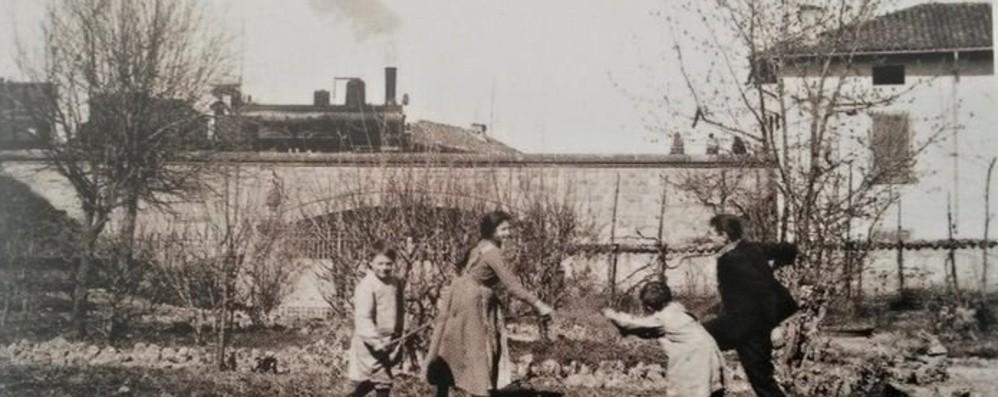 Un secolo fa tra le vie San Bernardino e Magrini: qui è cambiato (quasi) tutto