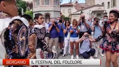 Bergamo, il Festival del Folclore