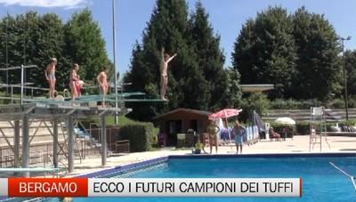 Bergamo Tuffi, una stagione da incorniciare