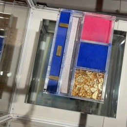Ex voto in mostra all'Oratorio di San Lupo: c'è quello di Yves Klein ma potete portare anche i vostri