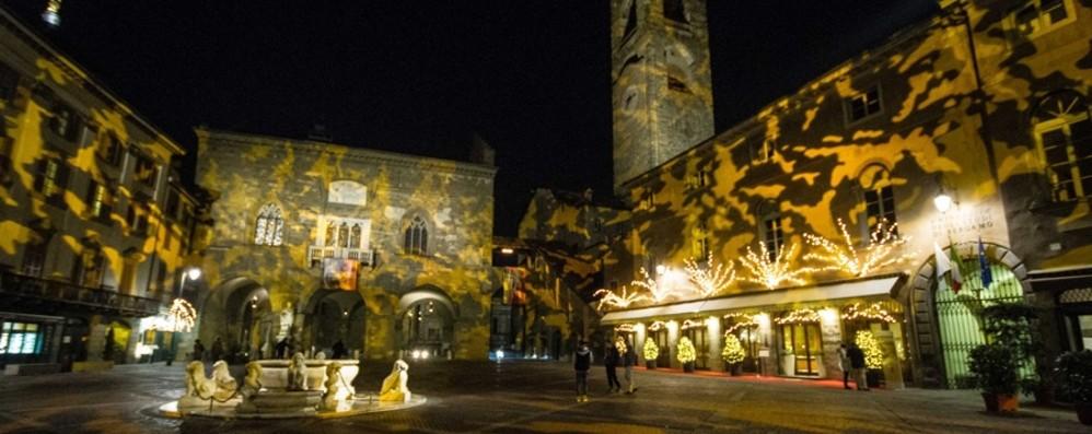 Bergamo e Brescia «città illuminate»