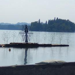 «Lago di Pusiano...»