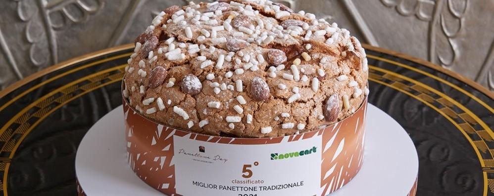 Tra i primi cinque panettoni d'Italia ce n'è uno «bergamasco»