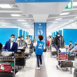 Arrivati in Italia i rifugiati vincitori di borse di studio dei corridoi universitari, nel progetto anche UniBg