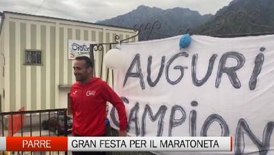 Atletica, la storia di Michele Palamini del GAV Vertova