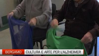 Bergamo - Cultura e arte per parlare di Alzheimer