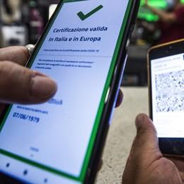 Green pass, il decreto: «I datori di lavoro sono tenuti alle verifiche»