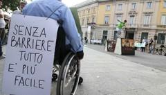 I disabili in trappola, vergogna da sanare